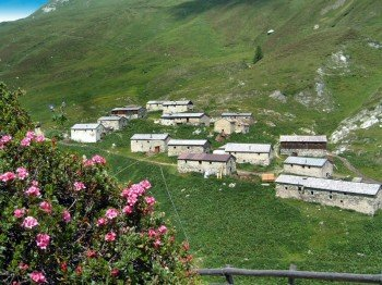 Die Jagdhausalm wird auch als Klein-Tibet bezeichnet
