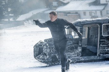 "In Obertilliach wurden Szenen für ""Spectre"" gedreht"