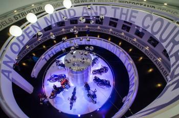 Im BMW Museum vereinen sich Innovation und Unternehmensgeschichte.