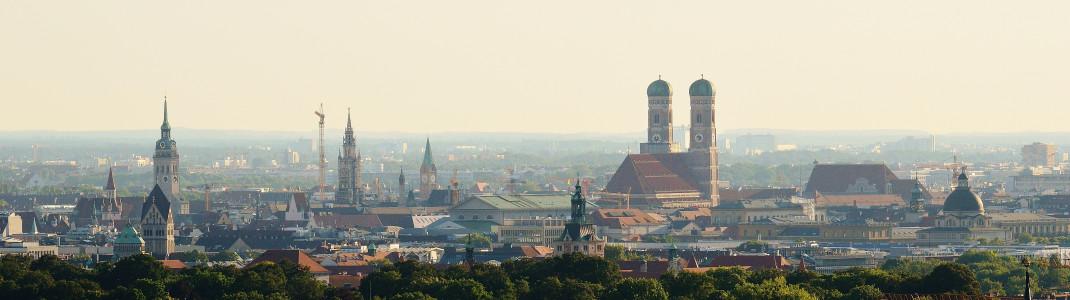 Die bayerische Landeshauptstadt München
