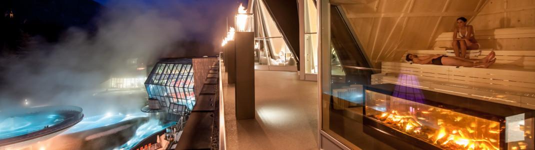 Das exklusive SPA 3000 bietet auf zwei Etagen Wellness in einer neuen Dimension und ist ausschließlich für die Gäste des 4****S-Hotels reserviert