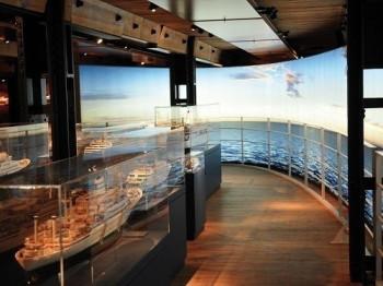 Im Internationalen Maritimen Museum Hamburg bekommst du spannende Einblicke in die Welt der Schifffahrt.