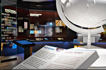 Im Geldmuseum wird Wissen spannend und anschaulich vermittelt.