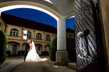 Romantik in herrschaftlicher Kulisse auf Schloss Guteneck.