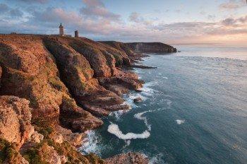 Eines der eindrucksvollsten Naturdenkmäler der Bretagne: das Cap Fréhel