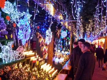 Der Christkindelsmärik ist einer der ältesten Weihnachtsmärkte Europas.