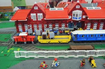 """""""1000steine-Insel"""" ist die größte LEGO-Ausstellung Norddeutschlands."""