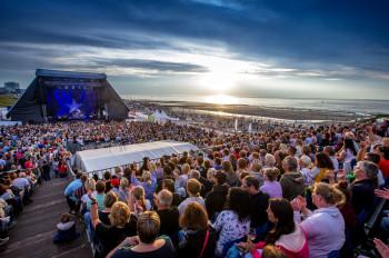 Strandkonzerte machen gute Laune beim Summertime @ NORDERNEY.