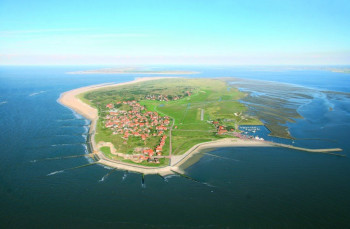 Die Fläche Baltrums beträgt gerade einmal 6,5 Quadratkilometer.