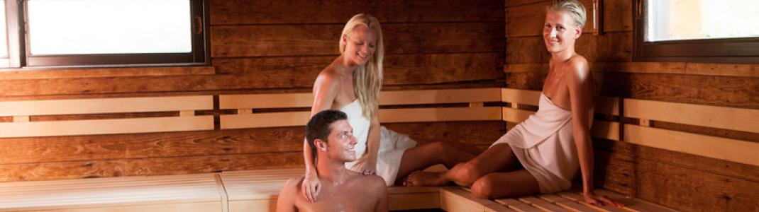 Die AVITA Therme Bad Tatzmannsdorf beeindruckt vor allem Saunafreunde