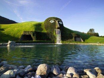 Die Swarovski Kristallwelten gehören zu den meistbesuchten Sehenswürdigkeiten in ganz Österreich.