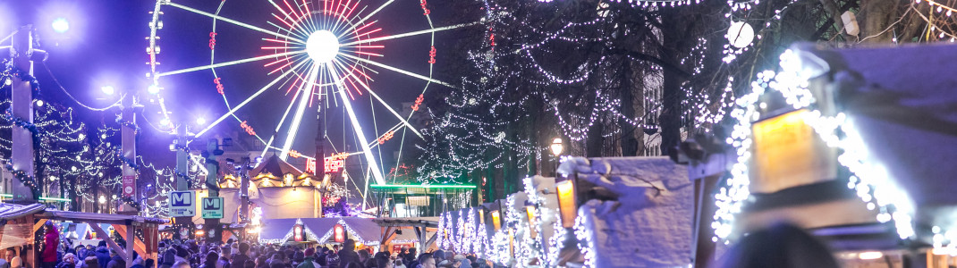 Winter Wonder market in Brussels combines tradition and innovation.