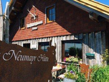 Neumayr Hütte Allgäuer Alpen