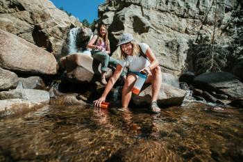 Outdoor-Fans sind von den praktischen GRAYL Wasserfiltern begeistert!