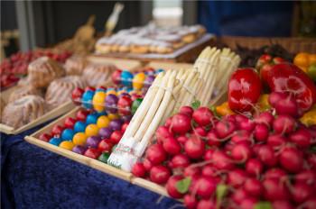 Regionale Produkte von den Kärntner Bauern findest du am Ostermarkt.