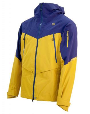 Die Rakaposhi Jacket von Ternua ist mit vielen cleveren Details ausgestattet.