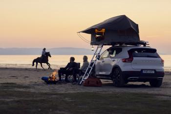 Das Dachzelt Tepui Foothill bietet Platz für zwei Personen.