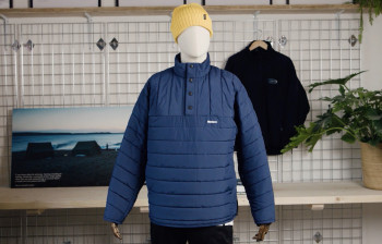 The Iso-Layer Biosmock from the British brand Finisterre is versatile.