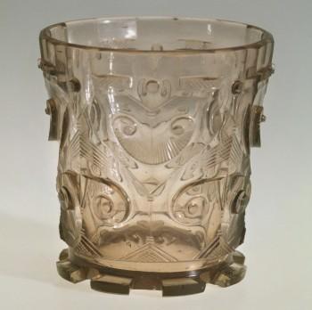 Eines der Prunkstücke in der Landesausstellung: der Hedwigsbecher. Darin wurde Wasser zu Wein.