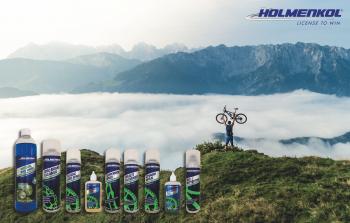 Mit der neuen Bike Line von Holmenkol bist du jetzt auch im Sommer perfekt ausgestattet.