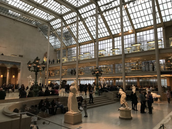 Unterwegs in einem der berühmtesten Kunstmuseen weltweit, dem Metropolitan Museum of Arts