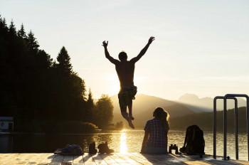 Kärnten ist bekannt für die wärmsten Sommer innerhalb Österreichs.