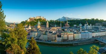 Die Fürsterzbischöfe prägten das Stadtbild Salzburgs