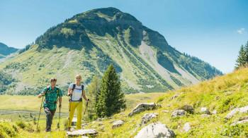 Über 400 Kilometer an Wanderwegen stehen dir in der Fuschlseeregion zur Verfügung.