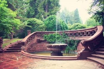 Die Parkanlage in Ohlsdorf ist kaum mit einem gewöhnlichen Friedhof vergleichbar.