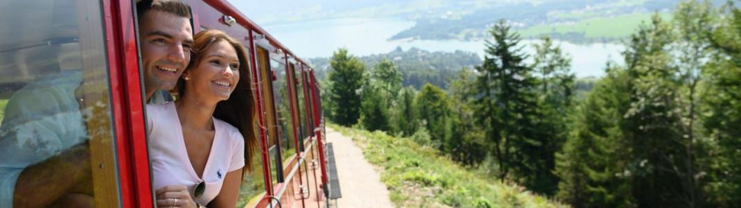 Schon bei der Anreise gelten diverse Bestimmungen zum Schutz der Gäste.