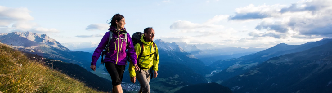 Auf den Spuren der Blumenkönigin der Alpen auf dem Edelweißsteig