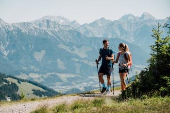 Mit dem SalzburgerLand Wegweiser steht einem sicheren Urlaub nichts mehr im Weg.
