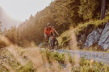 Entdecke das Allgäu entspannt beim Naturbiken