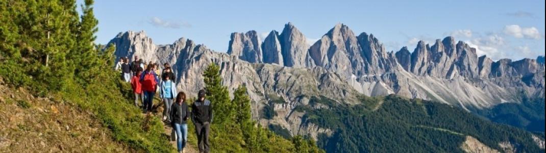 Die Dolomiten - beeindruckendes UNESCO Welterbe