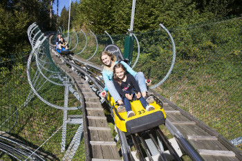 The Arena Coaster at Zillertal Valley is not for the faint-hearted!