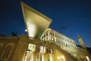 Die Albertina beherbergt eine der größten grafischen Sammlungen der Welt.