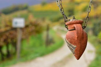 An 13 Duftstationen kannst du Weinaromen erraten.