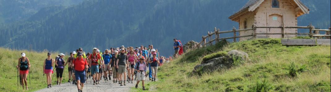 1200 Teilnehmer werden zur WM in der Wildschönau erwartet.