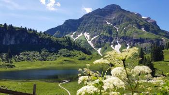 2017 wurde der Körbersee zum schönsten Ort Österreichs gewählt.