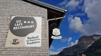 """Für Liebhaber regionaler Köstlichkeiten lohnt sich ein Besuch im """"Alten Sennhaus""""."""