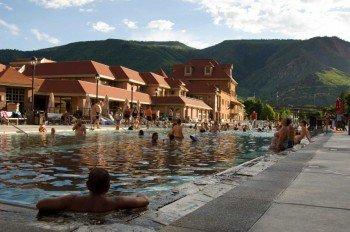 Das historische Badehaus entstand Ende des 19. Jahrhunderts