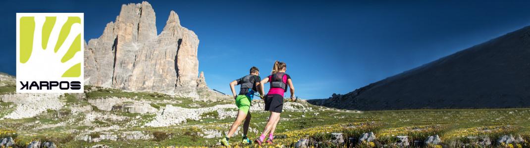 Gewinne u.a. ein unvergessliches Wander-Wochenende in den Dolomiten!