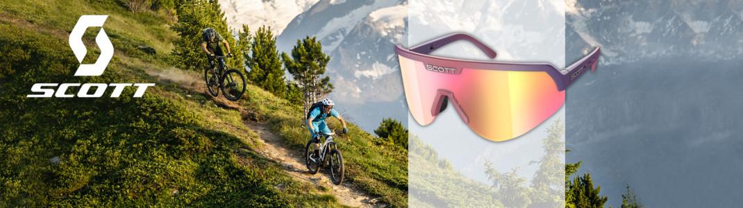 Jetzt komfortable, stylische und leichte Sportbrille von SCOTT gewinnen!