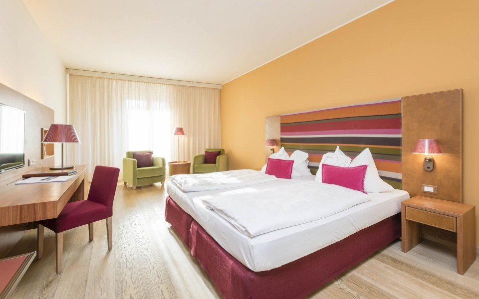 Hotel therme meran in meran pauschale zimmer for Design hotel meran