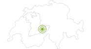 Bike Trail Grosse Scheidegg – First: Singletrail Loop in der Jungfrau Region: Position on map