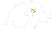 Radtour Hummel-Tour in Schwyz: Position auf der Karte