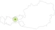Webcam Weerberg in der Region Hall - Wattens: Position auf der Karte