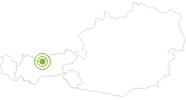 Radtour Radtour zum Isarursprung ins Hinterautal und zur Kastenalm in der Olympiaregion Seefeld: Position auf der Karte