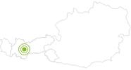 Radtour Umhauser Runde Ötztal: Position auf der Karte