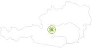 Radtour Aich Runde in Schladming-Dachstein: Position auf der Karte